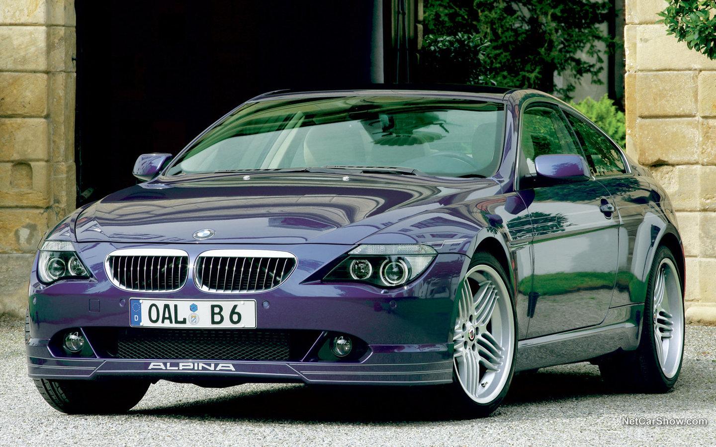 Alpina BMW B6 2006 8d6f18cd