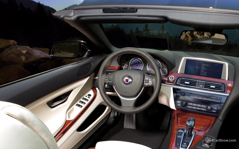Alpina BMW B6 Bi-Turbo Convertible 2012 bac9323a