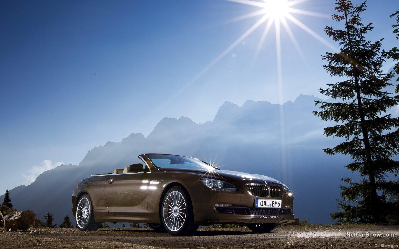 Alpina BMW B6 Bi-Turbo Convertible 2012 d7a48122