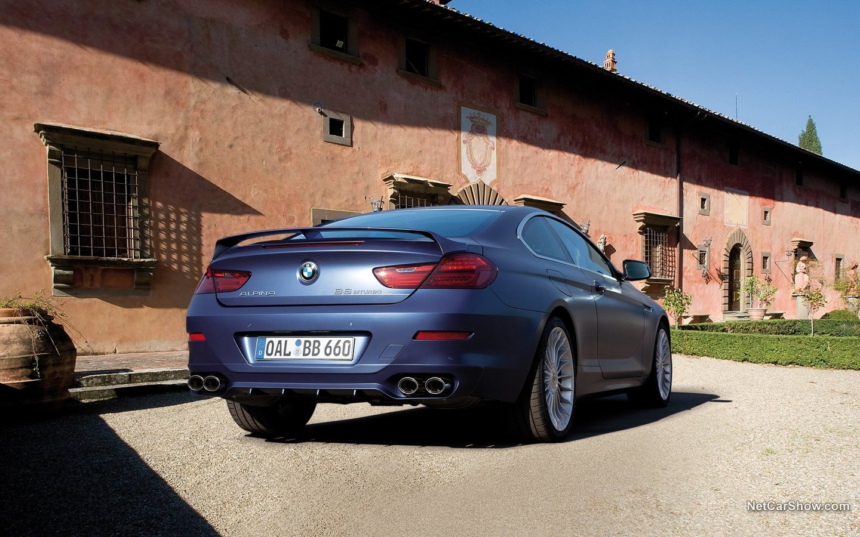 Alpina BMW B6 Bi-Turbo Coupe 2012 e139eda1