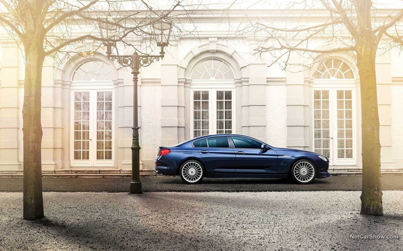 Alpina BMW B6 Bi-Turbo Gran Coupe 2014 af95d037