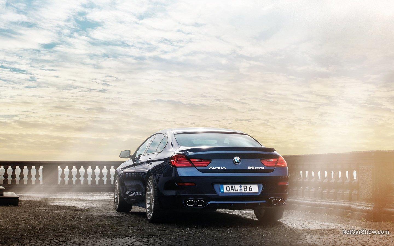 Alpina BMW B6 Bi-Turbo Gran Coupe 2014 e0ffa3a2
