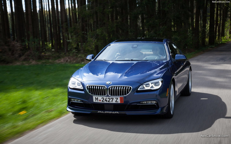 Alpina BMW B6 xDrive Gran Coupe 2016 2c0030a0