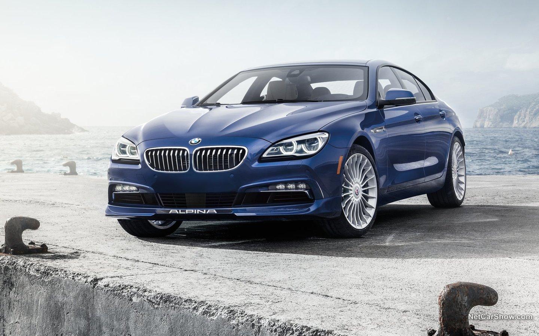 Alpina BMW B6 xDrive Gran Coupe 2016 303e52ce