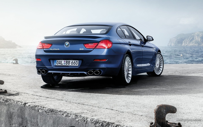 Alpina BMW B6 xDrive Gran Coupe 2016 5502e7d8