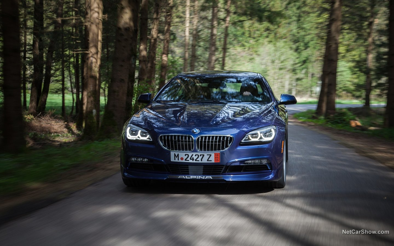 Alpina BMW B6 xDrive Gran Coupe 2016 8a723beb