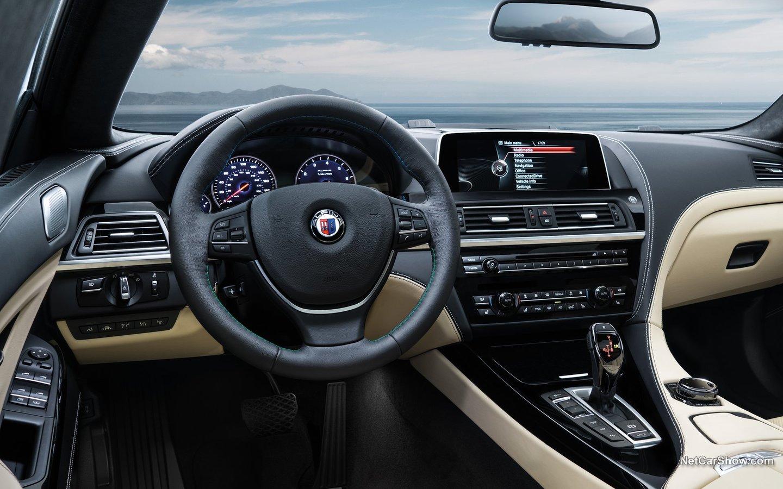 Alpina BMW B6 xDrive Gran Coupe 2016 ba46f121