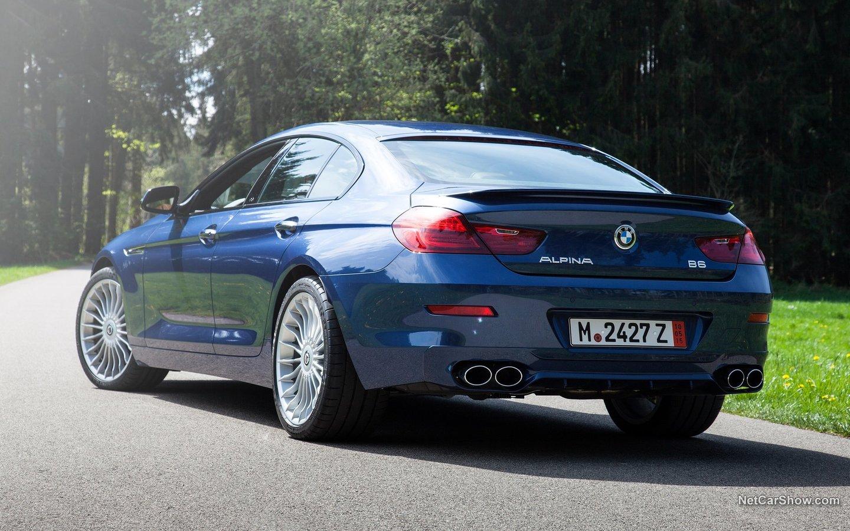 Alpina BMW B6 xDrive Gran Coupe 2016 e2cc8683