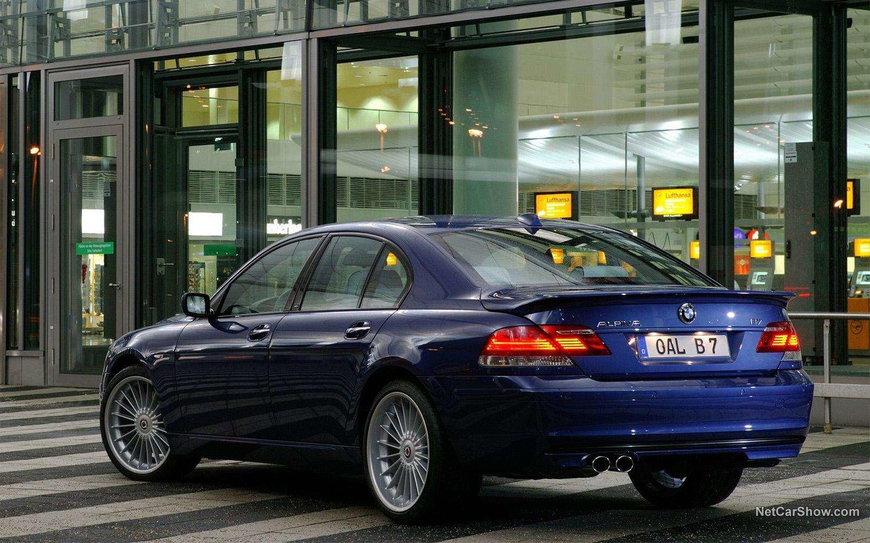 Alpina BMW B7 2005 185b560a
