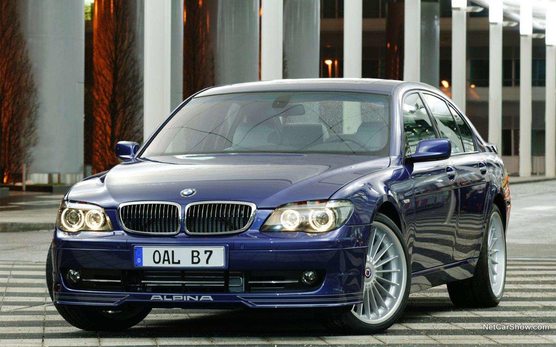 Alpina BMW B7 2005 8f03975e