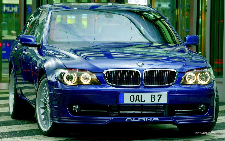 Alpina BMW B7 2005 d5026400