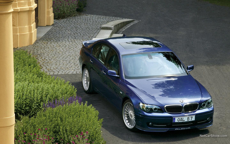 Alpina BMW B7 2006 567052ca