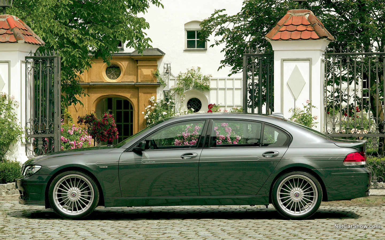 Alpina BMW B7 2006 744e9196