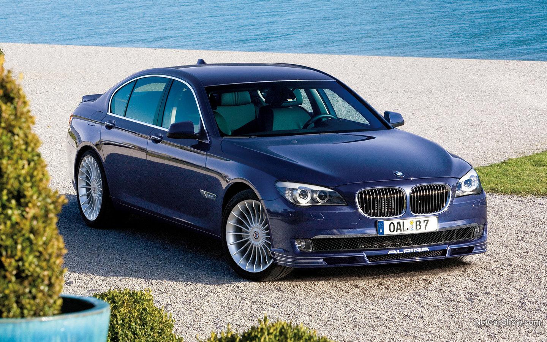 Alpina BMW B7 Bi-Turbo 2010 42919f00
