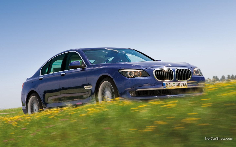 Alpina BMW B7 Bi-Turbo 2010 94301474