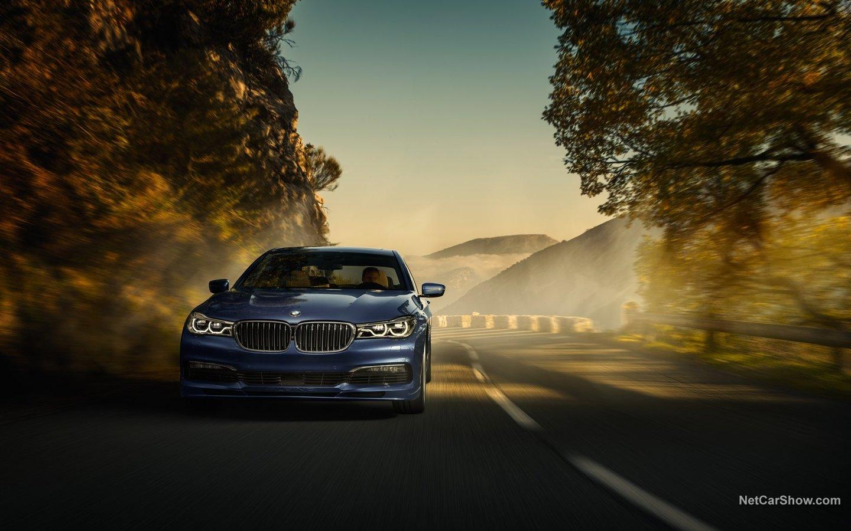 Alpina BMW B7 xDrive 2017 e14c5c1e