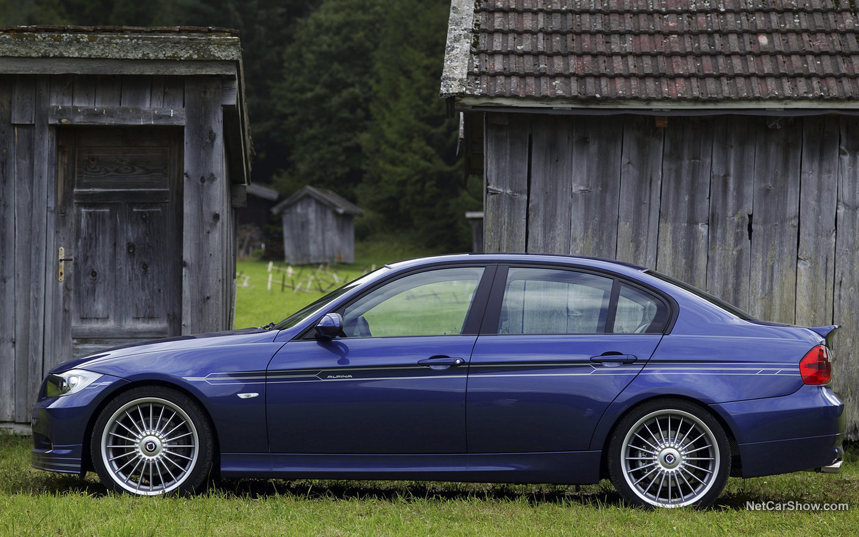 Alpina BMW D3 2006 3dc3754c