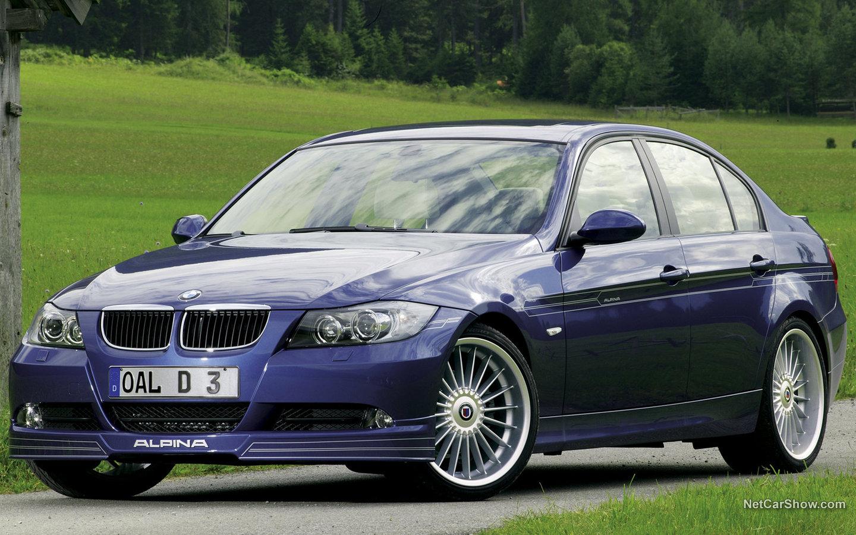 Alpina BMW D3 2006 d064179c
