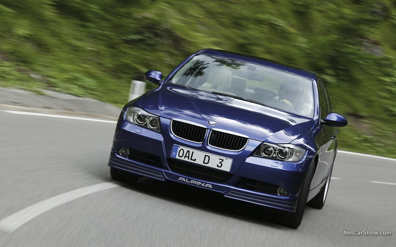 Alpina BMW D3 2006 dd770891