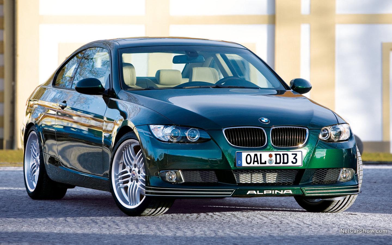 Alpina BMW D3 Bi-Turbo Coupe 2008 e6b9b26e