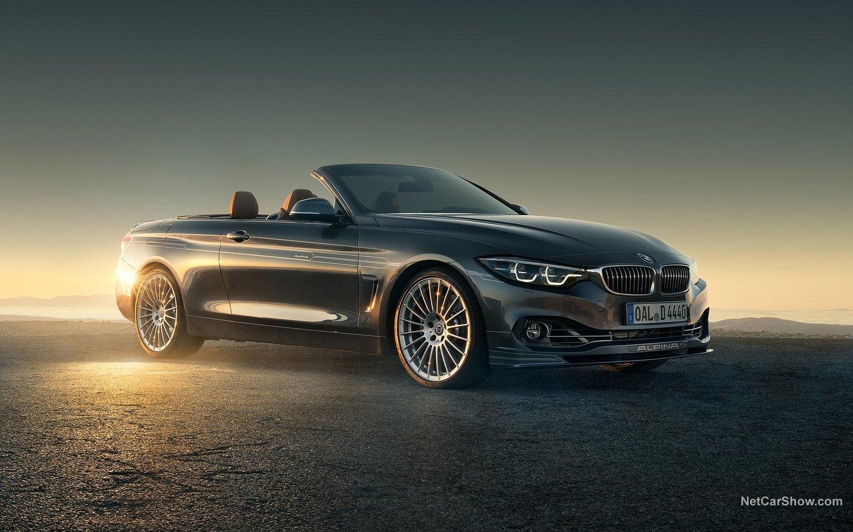 Alpina BMW D4 Bi-Turbo Convertible 2018 e291984e