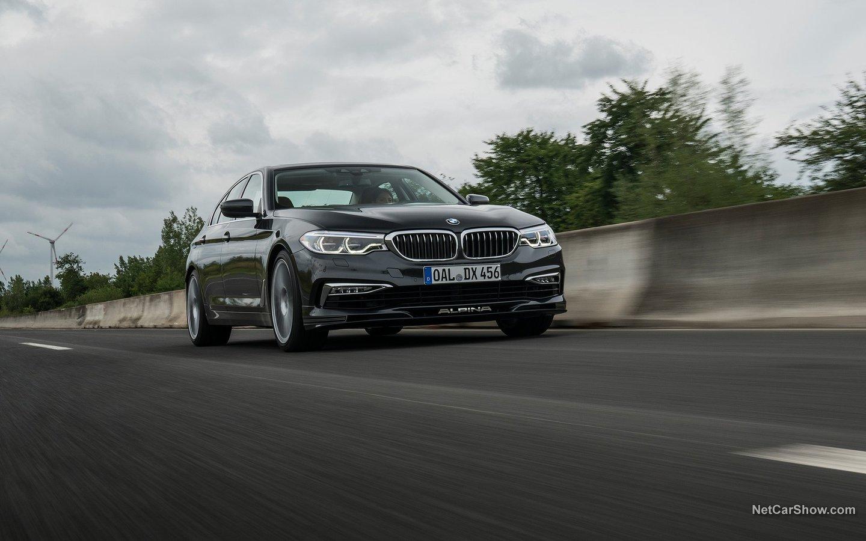 Alpina BMW D5 S 2018 5d7f9f3a