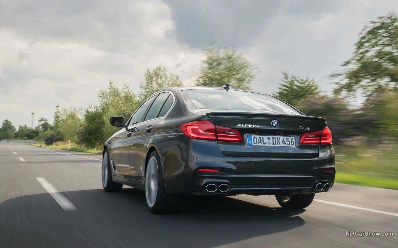 Alpina BMW D5 S 2018 7d183367