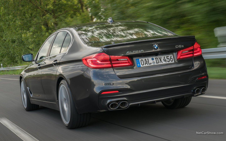 Alpina BMW D5 S 2018 a5cfed9c