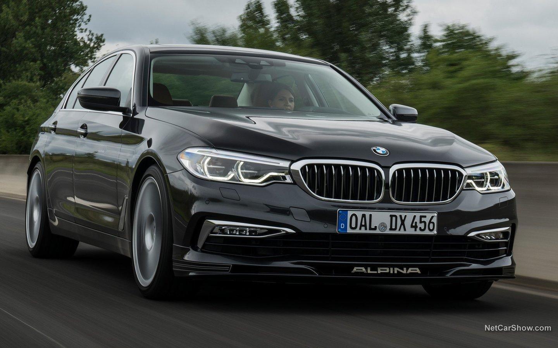 Alpina BMW D5 S 2018 cdb774f0
