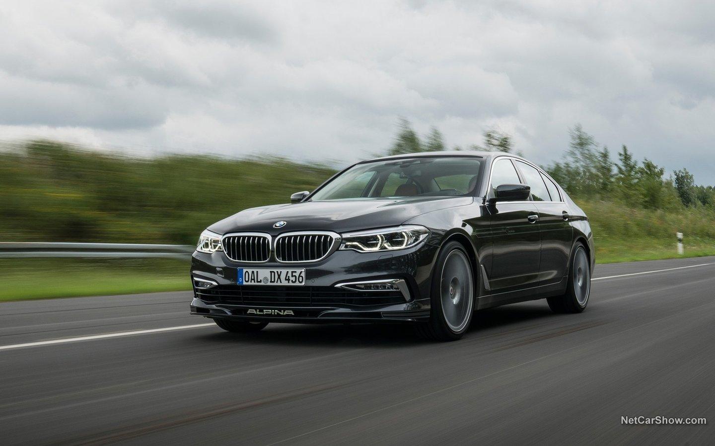 Alpina BMW D5 S 2018 f1351877