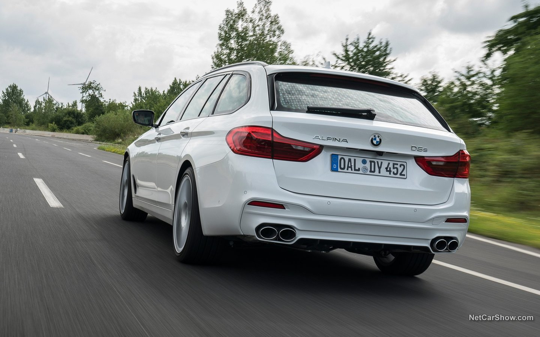 Alpina BMW D5 S Touring 2018 e4127bea