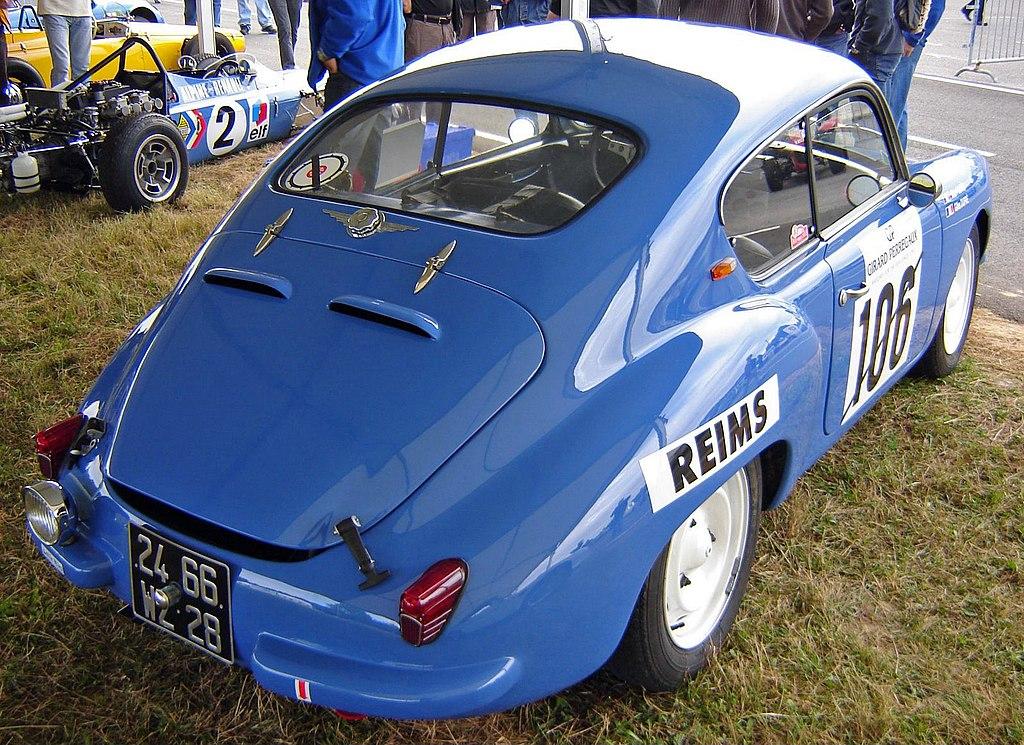 Alpine A106 Mille Miles 1956 jean-piere60-en