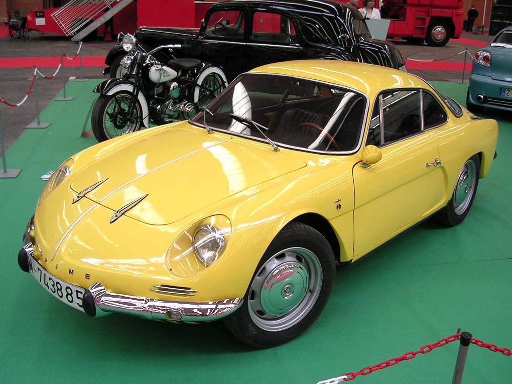Alpine A108 1962 en