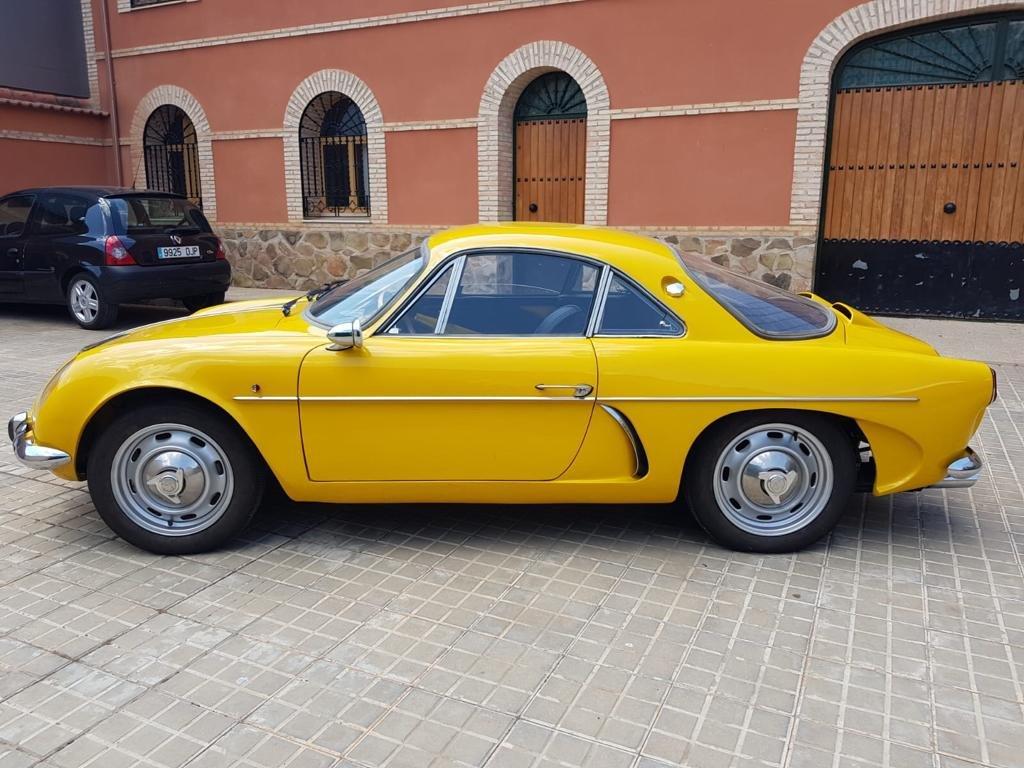 Alpine A108 1966 carsandclassic co