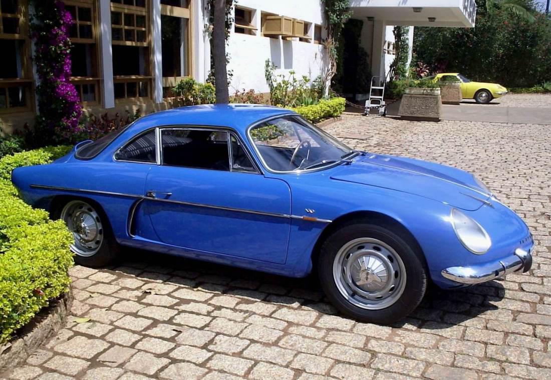 Alpine A108 1966 en
