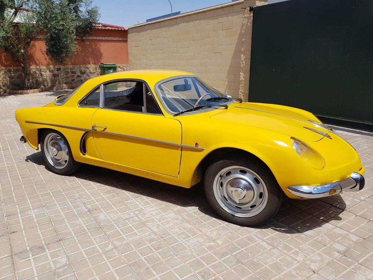 Alpine A108 Berlinette  1966 benzin fr 13739604