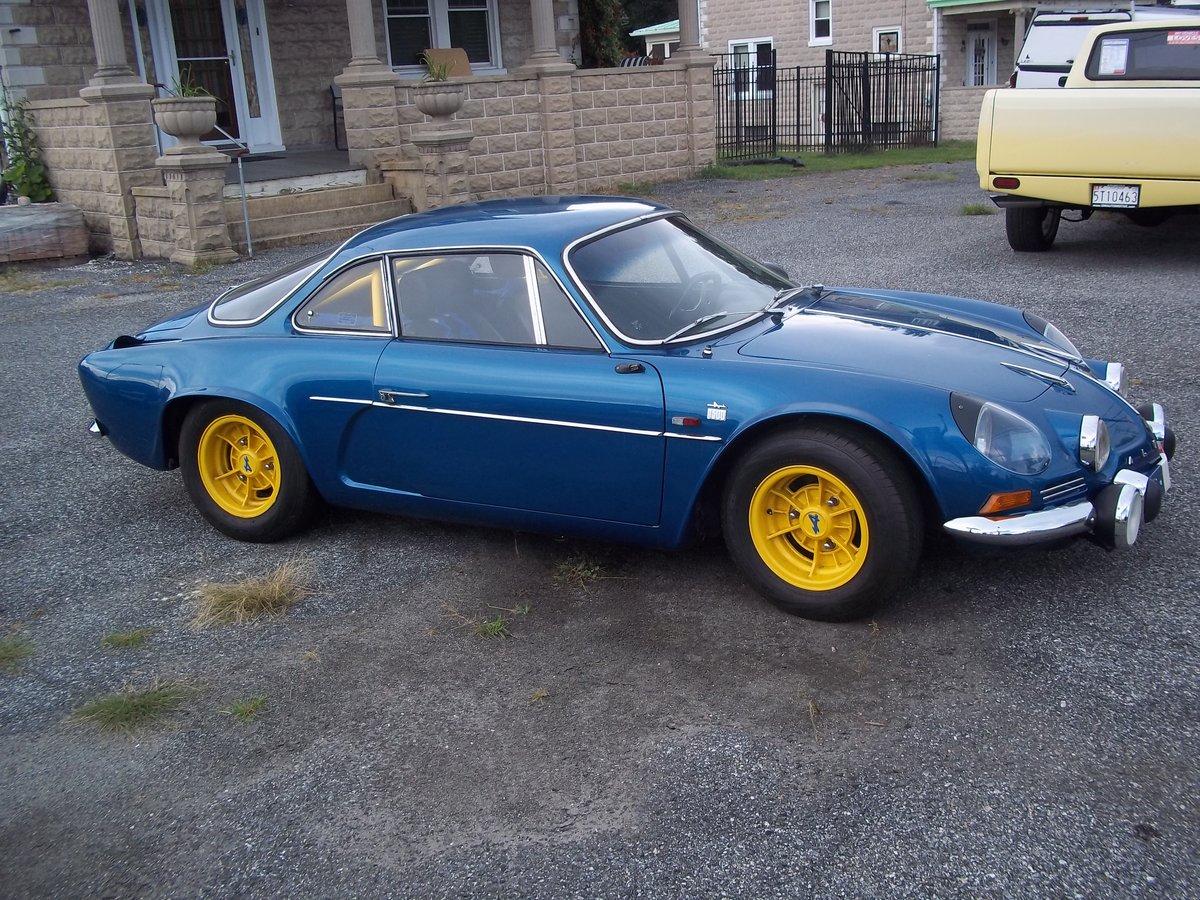 Alpine A110 1300 1966 carandclassic