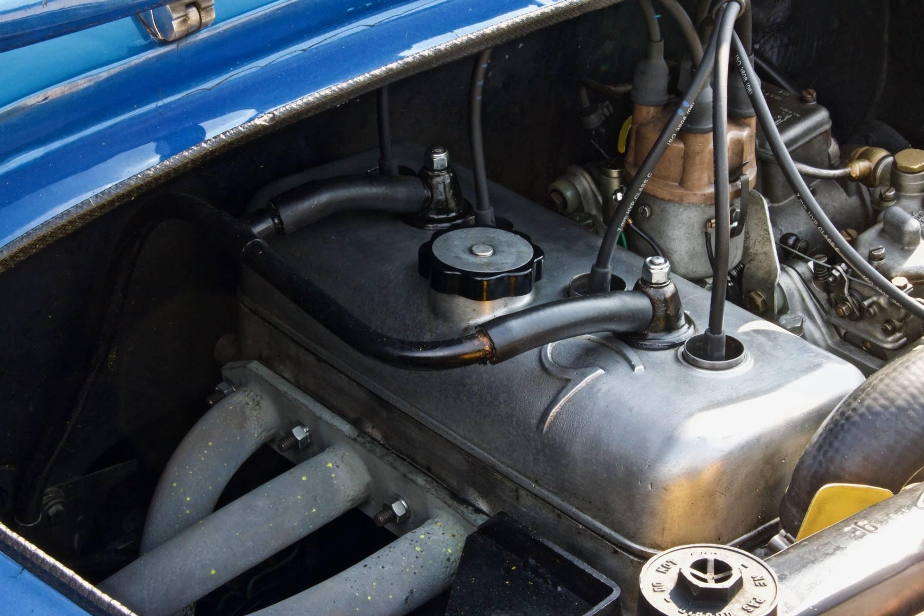 Alpine A110 1300G 1968 classicdriver com 33-10