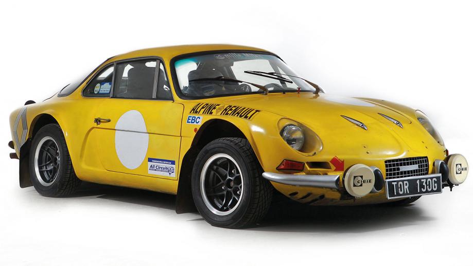 Alpine A110 1300S 1966 drive gr classic_alpine_a110_1300s_1
