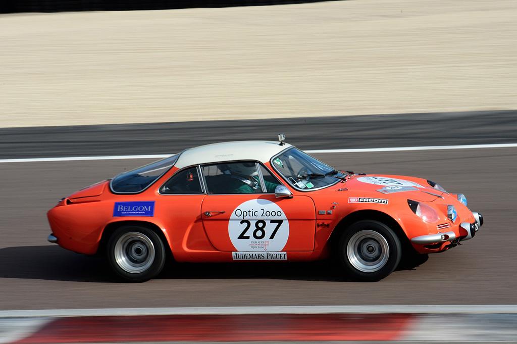 Alpine A110 1963 supercars net 1032088
