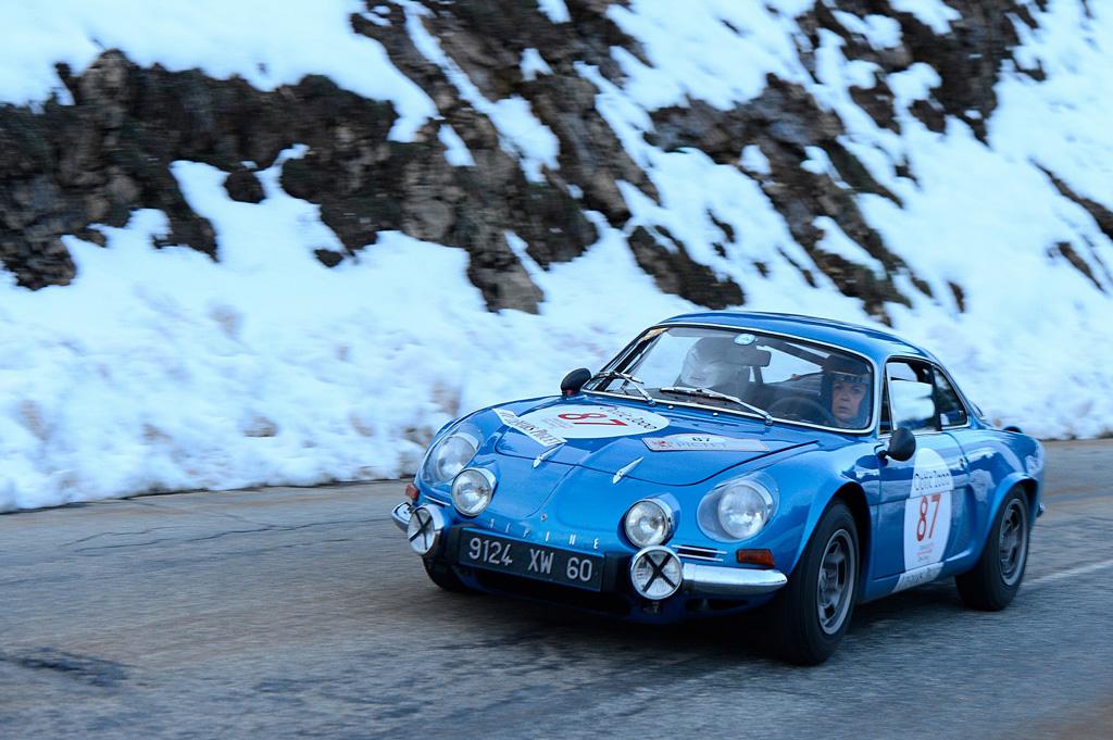 Alpine A110 1963 supercars net 1032325