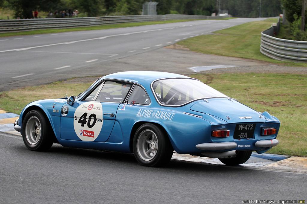 Alpine A110 1963 supercars net 1040837
