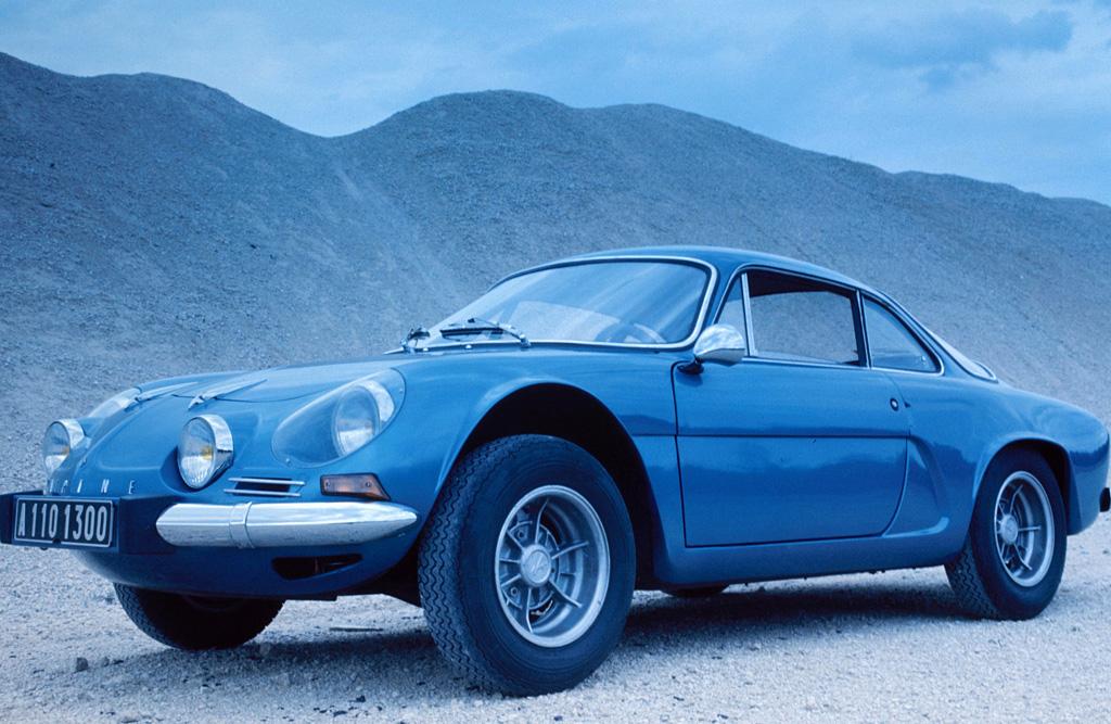 Alpine A110 1963 supercars net 1963_Alpine_A1101