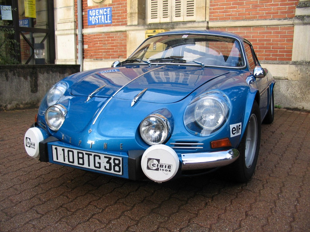 Alpine A110 1963 supercars net 5578