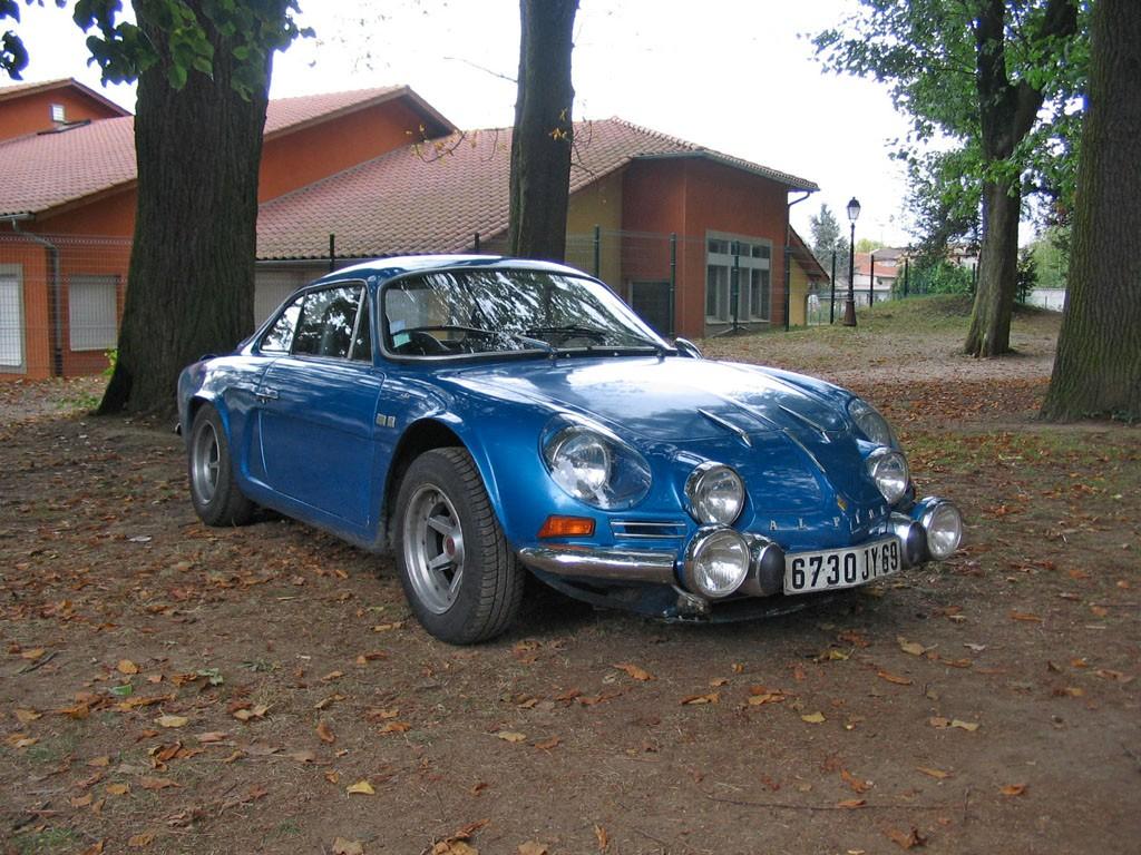 Alpine A110 1963 supercars net   5608