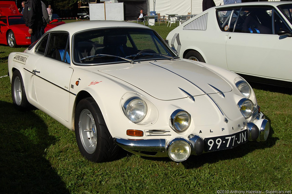 Alpine A110 1963 supercars net 958331