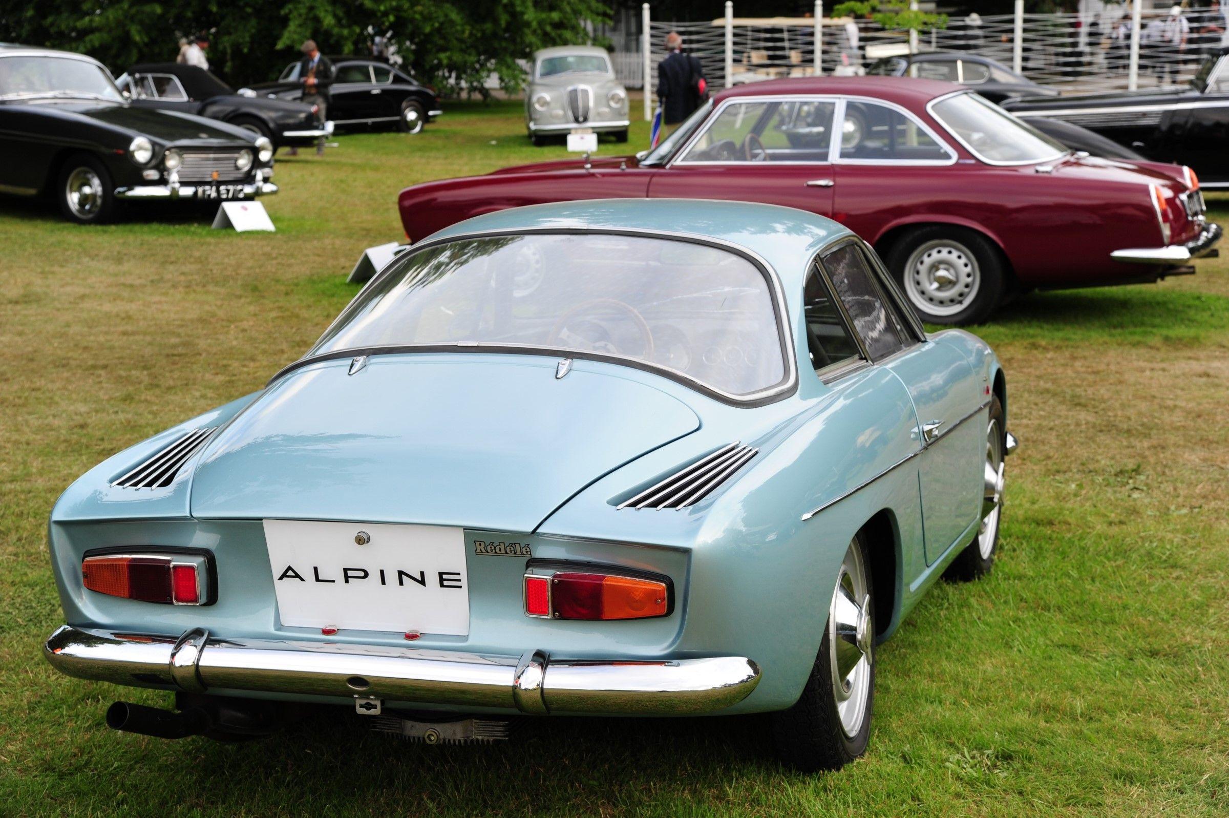 Alpine A110 1963 whichcar com
