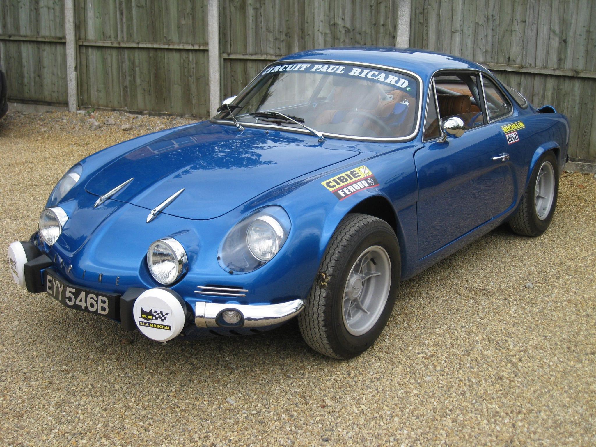 Alpine A110 1964  trevorfarrington co uk IMG_8593