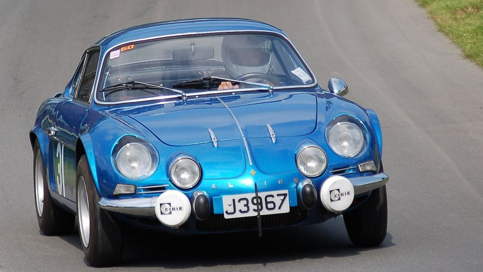 Alpine A110 1966 auto