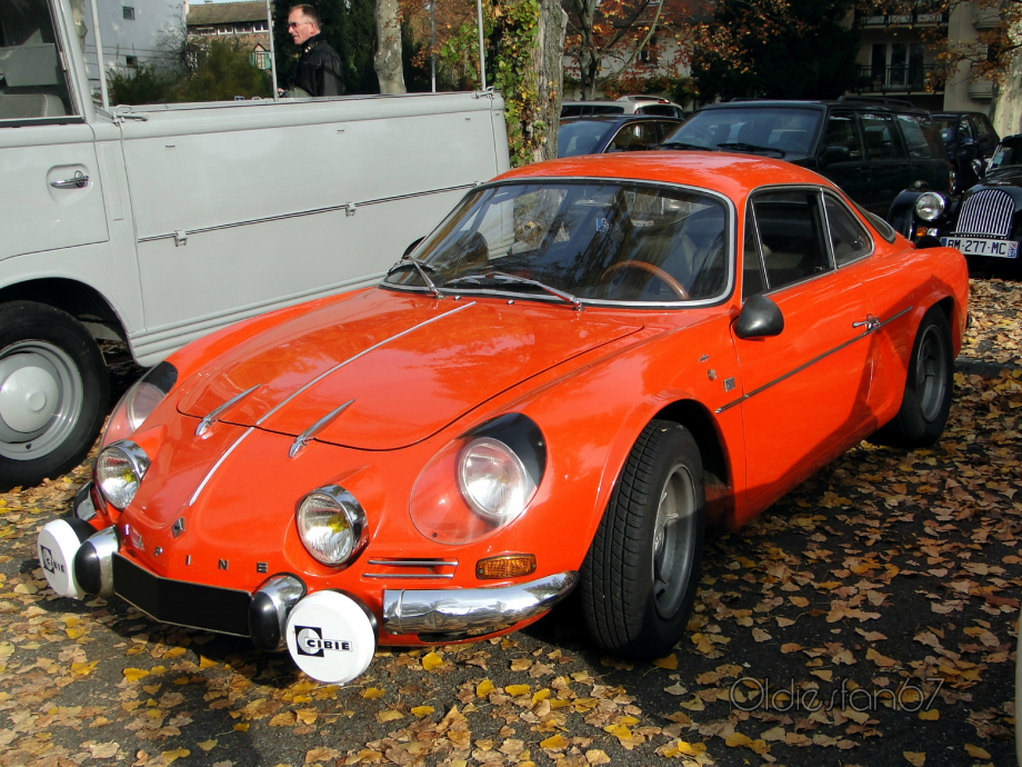 Alpine A110 1966 oldiefan67